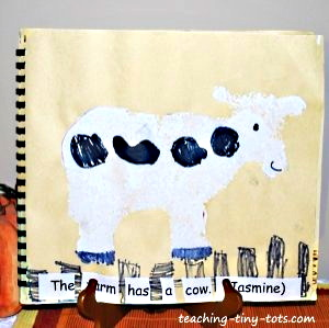 Farm Book Ideas for Pages