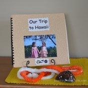 trip photo book