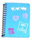 printing on notebooks