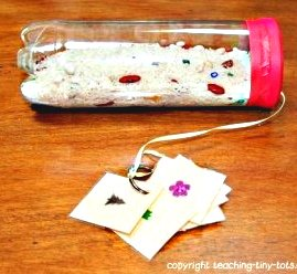 Make this learning shaker.