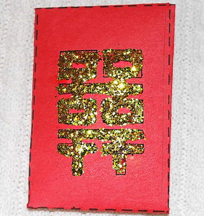 Chinese New Year Lisee Envelope