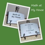 math at my home take home book