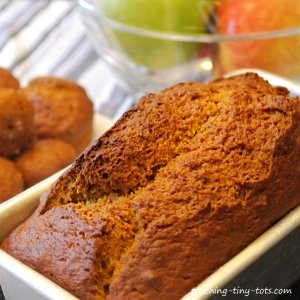 pumpkin bread recipes and activities