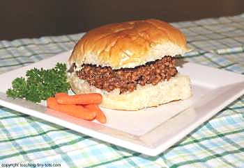 Easy to make sloppy joe recipe