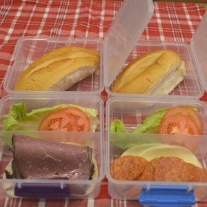 home lunch ideas for older kids