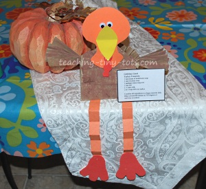 tabletop turkey