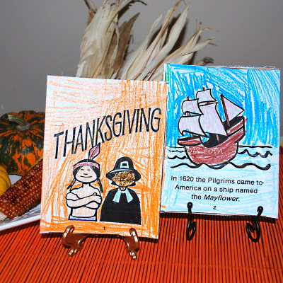 Thanksgiving Book
