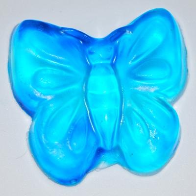 Tie Dye Butterfly soap